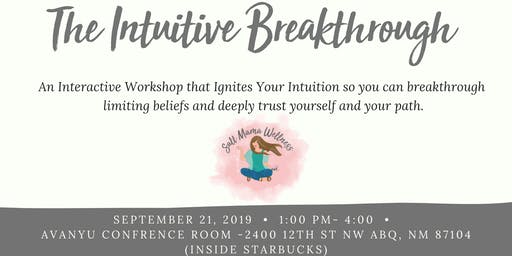The Intuitive Breakthrough Workshop