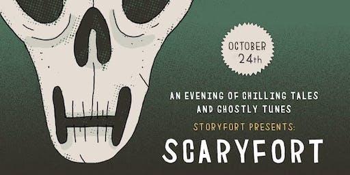 Storyfort Presents: Scaryfort!