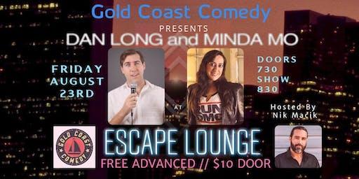 Escape Lounge Comedy Show