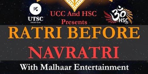 Ratri Before Navratri (Garba 2k19)