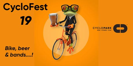 Cyclofest 19 tickets