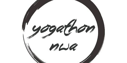 Yogathon to Benefit the Children's Advocacy Center