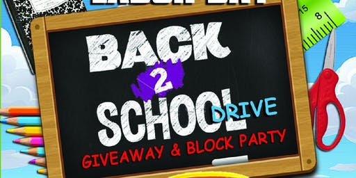 Mercer County's Back To School Jam