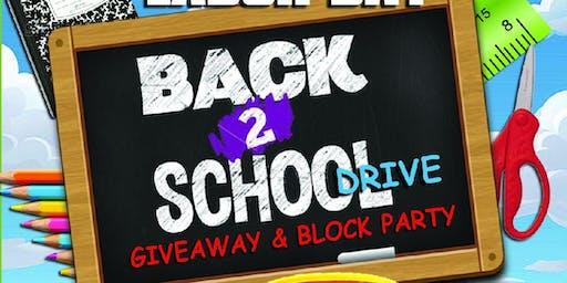 Mercer County's Back To School Jam