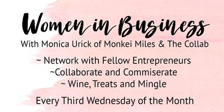 Women in Business - Mix and Mingle tickets
