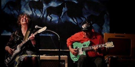 Joe & Vicki Price with Lojo Russo & Matt Woods | Redstone Room tickets
