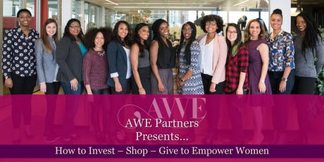 How to Invest, Shop, Give to Empower Women tickets