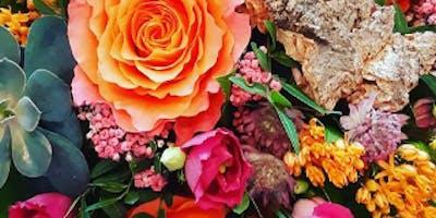 Atelier d'Art Floral / Des roses autrement!