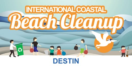 2019 INTERNATIONAL COASTAL BEACH CLEANUP - Destin