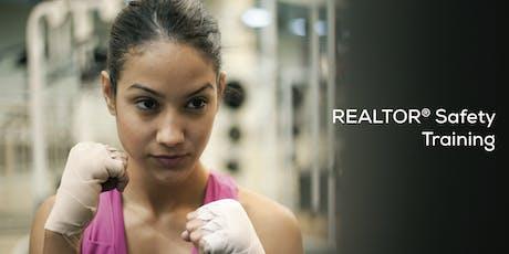 REALTOR® Safety Training tickets