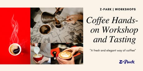 Coffee Hands-on Workshop and Tasting - Breakfast Provided tickets