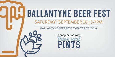 Ballantyne Beer Fest - Paws & Pints tickets