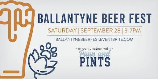 Ballantyne Beer Fest - Paws & Pints