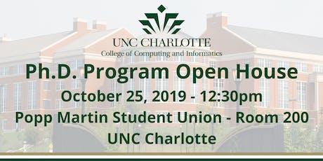 2019 CCI Ph.D. Open House tickets