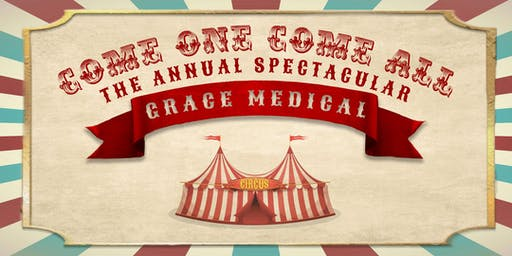 The Annual Spectacular - Grace's Open House