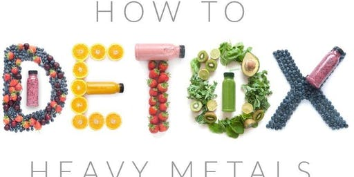 Detoxing Heavy Metals