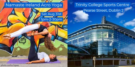 Namaste Ireland Acro Yoga Event tickets