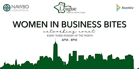 Women in Business Bites with BIAL & NAWBO NYC tickets