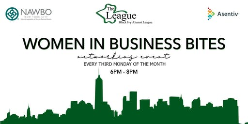 Women in Business Bites with BIAL & NAWBO NYC