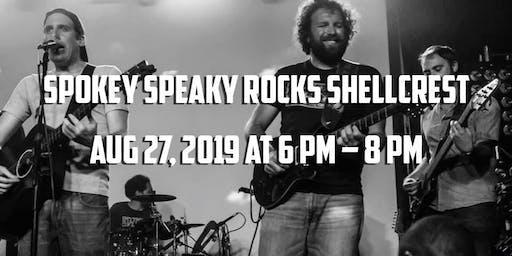 Spokey Speaky Rocks Shellcrest