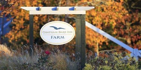 Farm Fest at Chatham Bars Inn Farm tickets