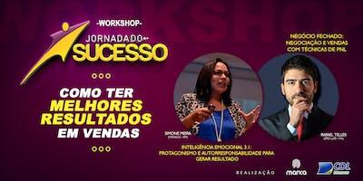 WORKSHOP JORNADA DO SUCESSO