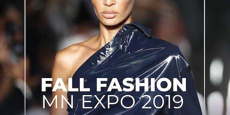 Fall Fashion Minnesota Expo tickets