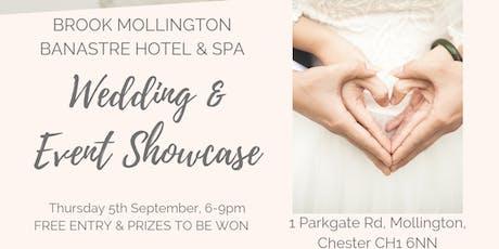 Chester Wedding & Event Showcase tickets