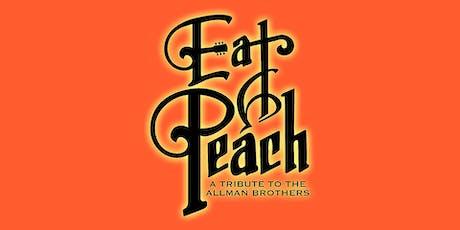 Eat a Peach tickets