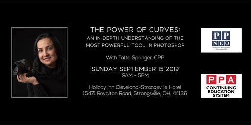 The Power of Curves: An in-depth understanding of the most powerful tool in Photoshop with Talita Springer