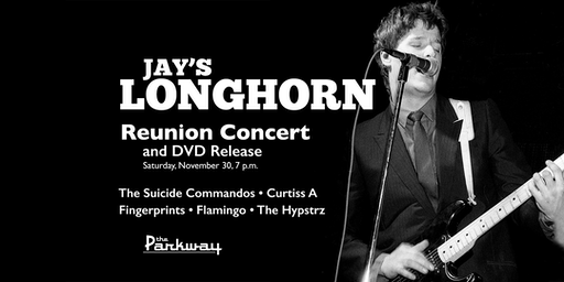 Jay's Longhorn Reunion Concert and DVD Release!
