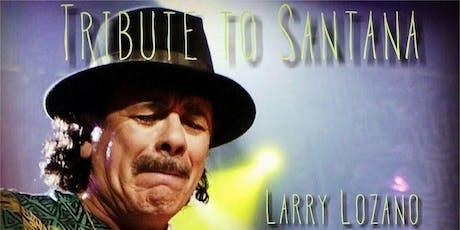 La Raza Connection - Tribute to Santana tickets