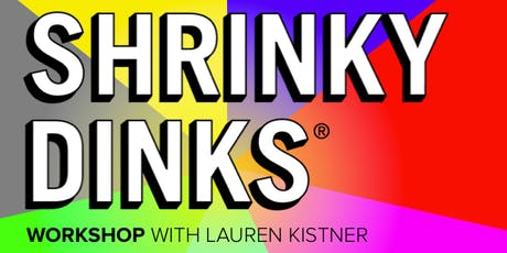 Shrinky Dinks - Free Workshop tickets