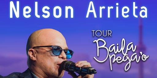 Nelson Arrieta Tour Baila Pegao' Toronto 2019
