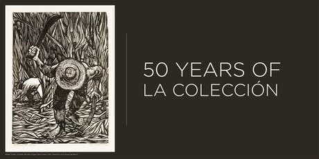 50 Years of La Colección tickets