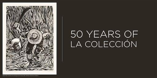 50 Years of La Colección