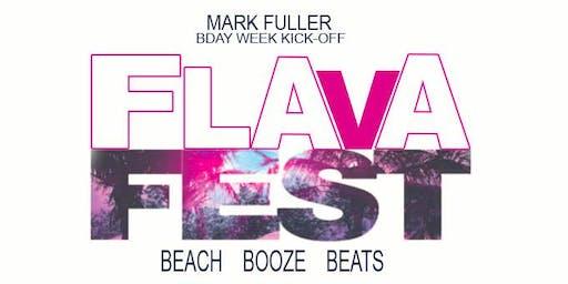 FLAVA BEACH FEST 2019