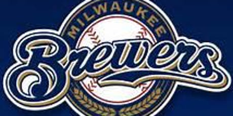Brewers Tickets -August 26 tickets