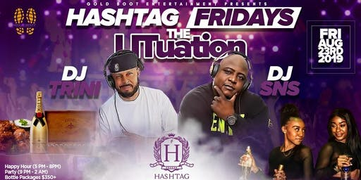 The LITuation @ Feat. DJ SNS & DJ Trini 93.9 WKYS