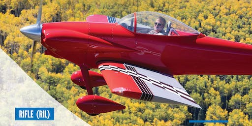 Sept 28, 2019 Rocky Mountain Fall Fly-in at Rifle Garfield County Airport