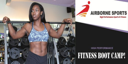 Airborne Sports: Built by Olympians Boot Camp