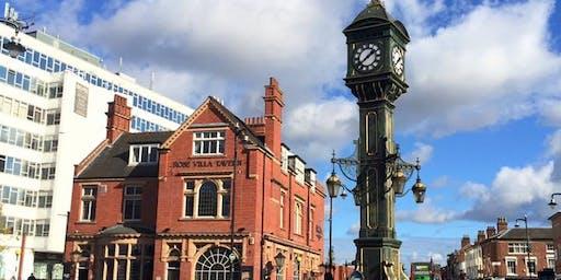 Ian Jelf Walk: Birmingham Jewellery Quarter