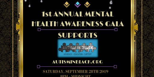 S.M.I.L.E.  1st Annual Mental Health Gala