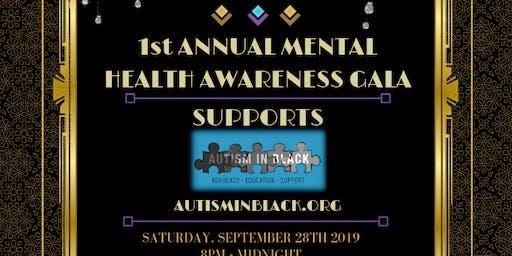 S.M.I.L.E.  1st Annual Mental Health Gala