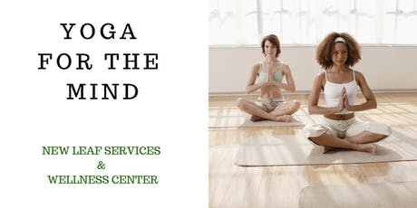 Yoga for The Mind tickets