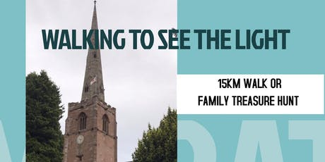 Walking To See The Light - A Charity Walk for St Peter's Church, Worfield tickets