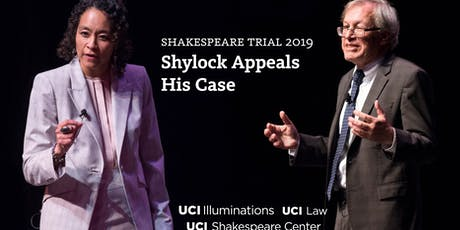 Shakespeare Trial 2019 - Shylock Appeals His Case tickets