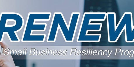 RENEW - A Small Business Resiliency Program for Contractors tickets