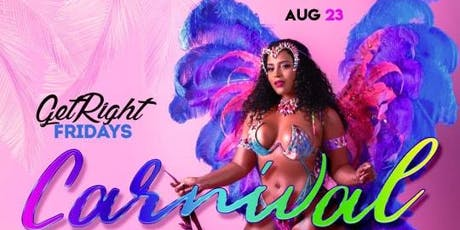 Carnival Fete tickets