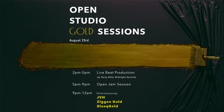 Gold Sessions tickets